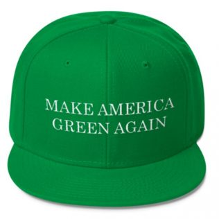 Make America Green Again: Solareum Cap